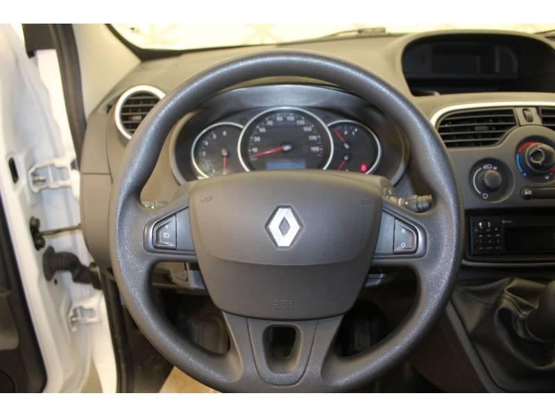Renault Kangoo GRAND VOLUME MAXI 1.5 DCI 90 ENERGY E6 CONFORT Blanc occasion à Orthez - photo n°7
