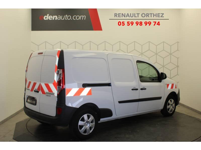 Renault Kangoo GRAND VOLUME MAXI 1.5 DCI 90 ENERGY E6 CONFORT Blanc occasion à Orthez - photo n°3