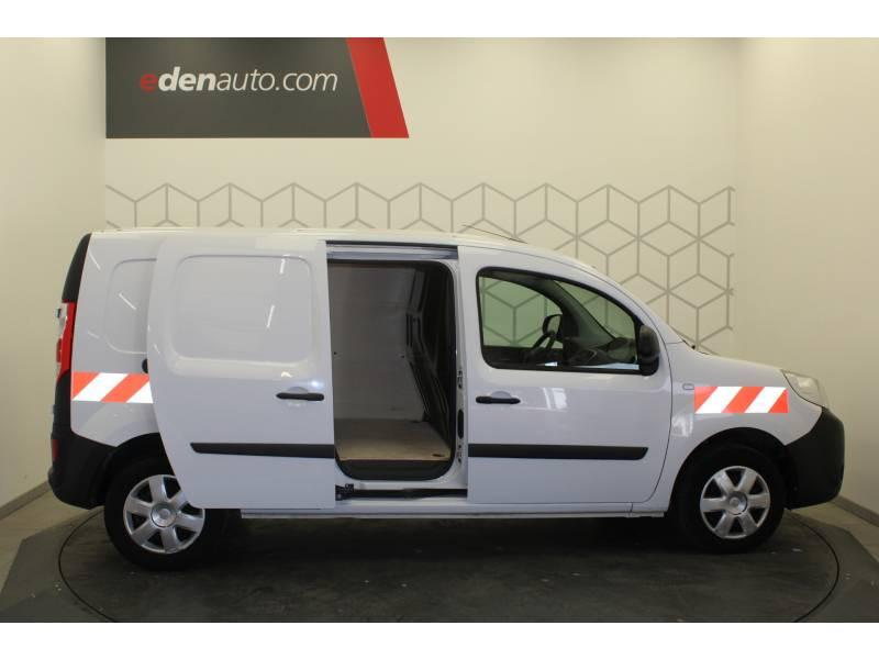 Renault Kangoo GRAND VOLUME MAXI 1.5 DCI 90 ENERGY E6 CONFORT Blanc occasion à Orthez - photo n°5