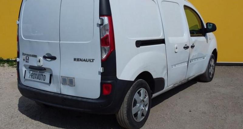 Renault Kangoo GRAND VOLUME MAXI 1.5 DCI 90 ENERGY EXTRA R-LINK Blanc occasion à Fontenay-le-vicomte - photo n°4