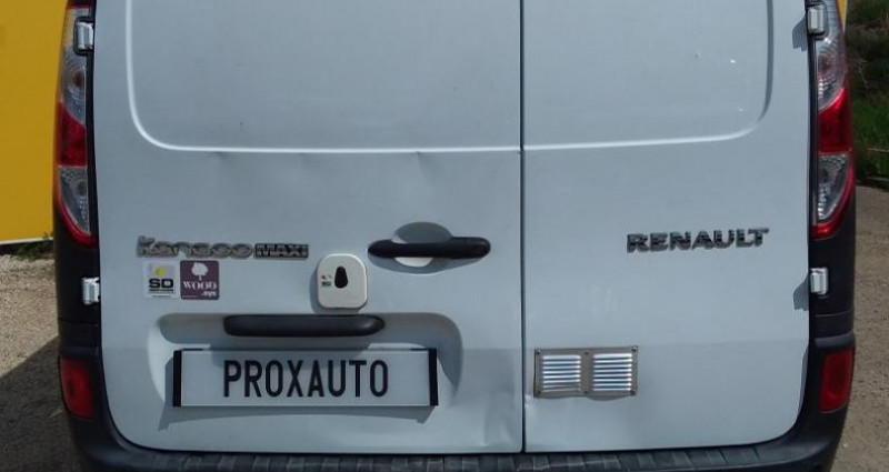 Renault Kangoo GRAND VOLUME MAXI 1.5 DCI 90 ENERGY EXTRA R-LINK Blanc occasion à Fontenay-le-vicomte - photo n°5