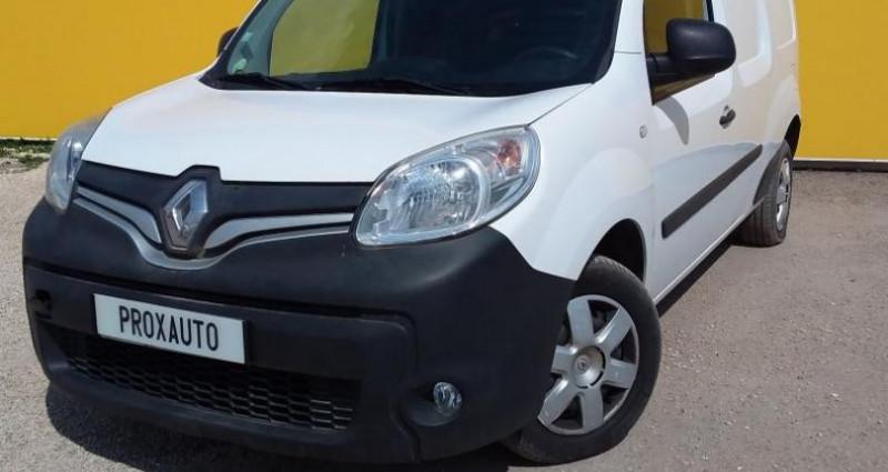 Renault Kangoo GRAND VOLUME MAXI 1.5 DCI 90 ENERGY EXTRA R-LINK Blanc occasion à Fontenay-le-vicomte