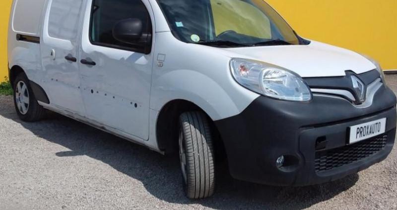 Renault Kangoo GRAND VOLUME MAXI 1.5 DCI 90 ENERGY EXTRA R-LINK Blanc occasion à Fontenay-le-vicomte - photo n°3
