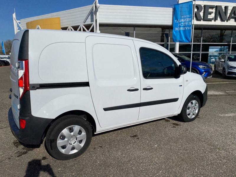 Renault Kangoo KANGOO Z.E. 33 EXTRA R-LINK 3p Blanc occasion à Agen - photo n°5