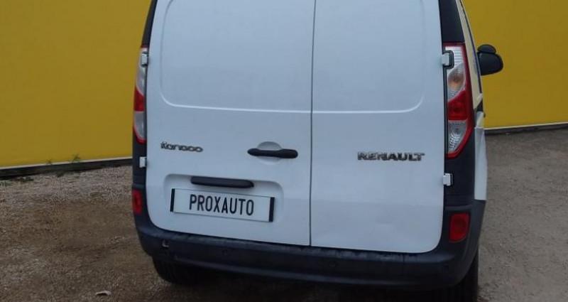 Renault Kangoo L1 1.5 DCI 75 ENERGY EXTRA R-LINK Blanc occasion à Fontenay-le-vicomte - photo n°5