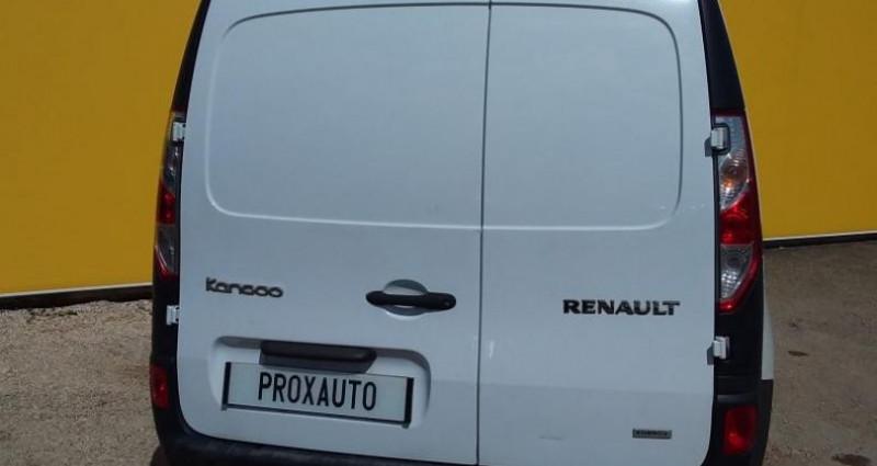 Renault Kangoo L1 1.5 DCI 75 ENERGY GRAND CONFORT Blanc occasion à Fontenay-le-vicomte - photo n°5