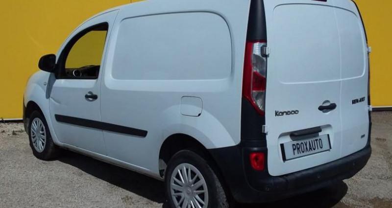 Renault Kangoo L1 1.5 DCI 75 ENERGY GRAND CONFORT Blanc occasion à Fontenay-le-vicomte - photo n°6