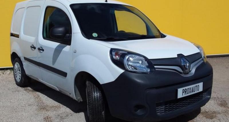 Renault Kangoo L1 1.5 DCI 75 ENERGY GRAND CONFORT Blanc occasion à Fontenay-le-vicomte - photo n°3