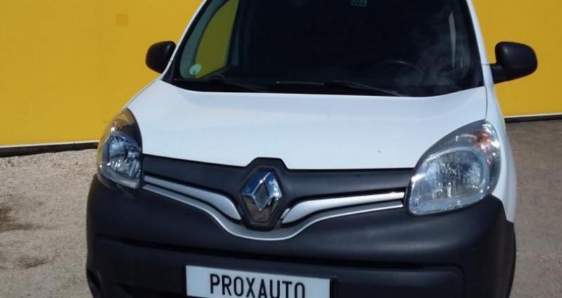 Renault Kangoo L1 1.5 DCI 75 ENERGY GRAND CONFORT Blanc occasion à Fontenay-le-vicomte - photo n°2