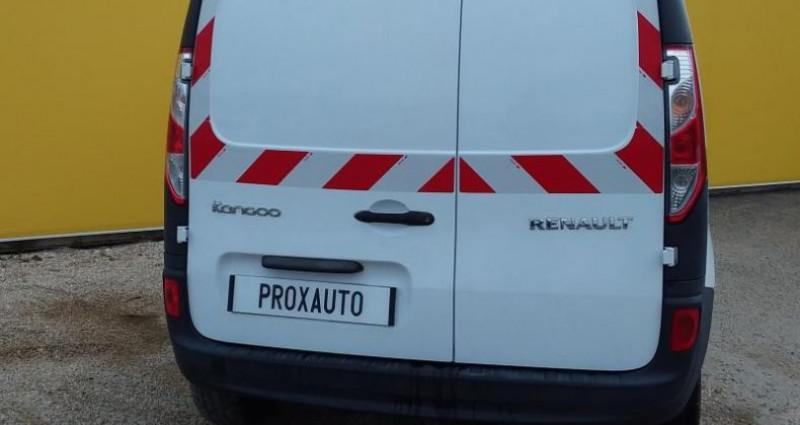 Renault Kangoo L1 1.5 DCI 75 GRAND CONFORT Blanc occasion à Fontenay-le-vicomte - photo n°5