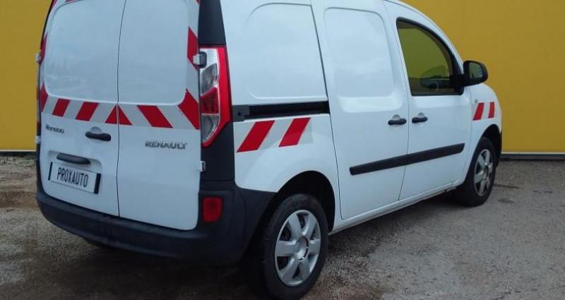 Renault Kangoo L1 1.5 DCI 75 GRAND CONFORT Blanc occasion à Fontenay-le-vicomte - photo n°4
