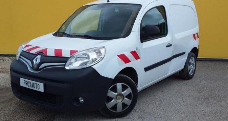 Renault Kangoo L1 1.5 DCI 75 GRAND CONFORT Blanc occasion à Fontenay-le-vicomte