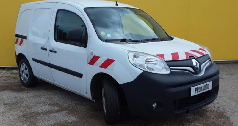 Renault Kangoo L1 1.5 DCI 75 GRAND CONFORT Blanc occasion à Fontenay-le-vicomte - photo n°3