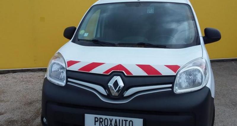 Renault Kangoo L1 1.5 DCI 75 GRAND CONFORT Blanc occasion à Fontenay-le-vicomte - photo n°2