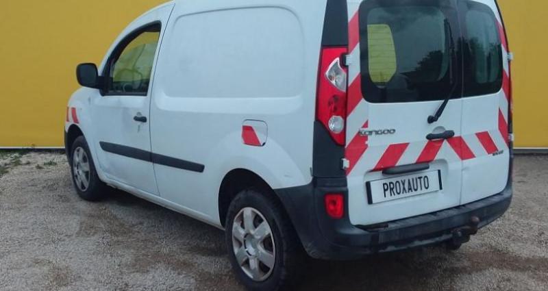 Renault Kangoo L1 1.5 DCI 90 ECO2 ENERGY CONFORT EURO 5 Blanc occasion à Fontenay-le-vicomte - photo n°6