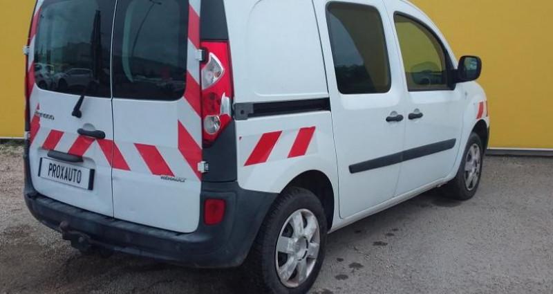 Renault Kangoo L1 1.5 DCI 90 ECO2 ENERGY CONFORT EURO 5 Blanc occasion à Fontenay-le-vicomte - photo n°4