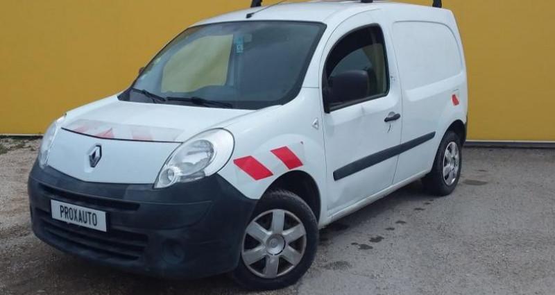 Renault Kangoo L1 1.5 DCI 90 ECO2 ENERGY CONFORT EURO 5 Blanc occasion à Fontenay-le-vicomte