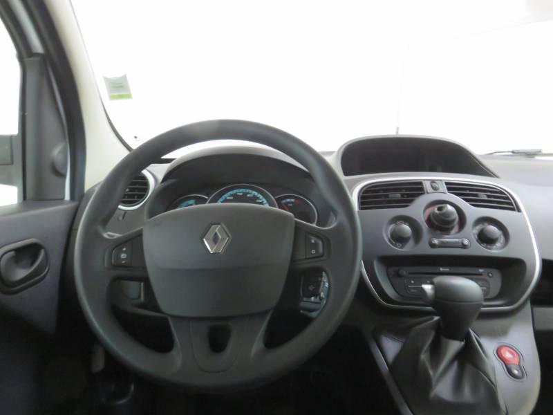 Renault Kangoo ZE Z.E. 33 MAXI 5 PLACES EXTRA R-LINK Blanc occasion à BAYONNE - photo n°9