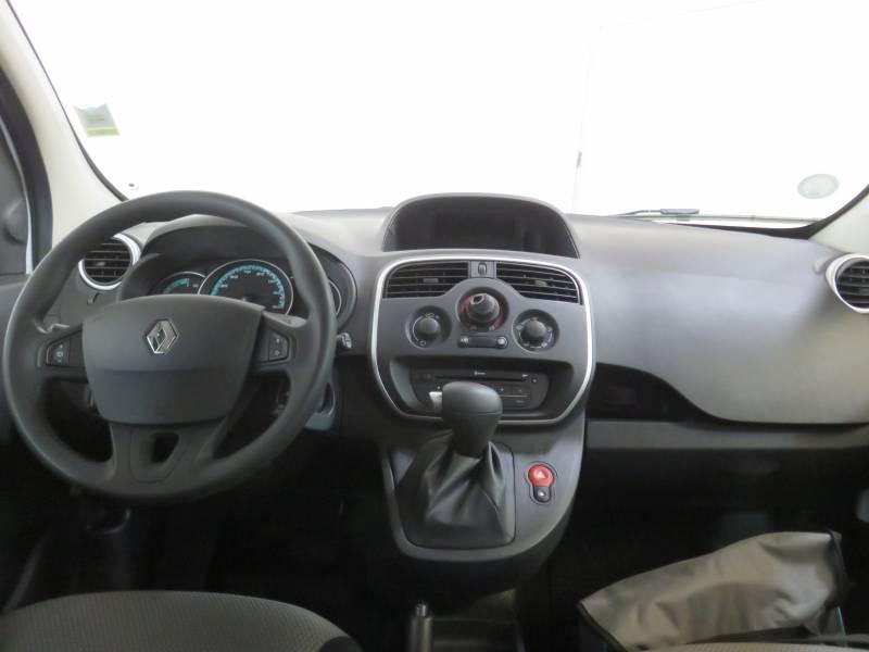 Renault Kangoo ZE Z.E. 33 MAXI 5 PLACES EXTRA R-LINK Blanc occasion à BAYONNE - photo n°4