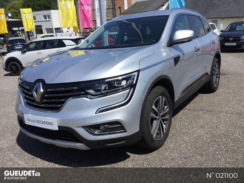 Renault Koleos 1.6 dCi 130ch energy Intens Gris occasion à Fécamp