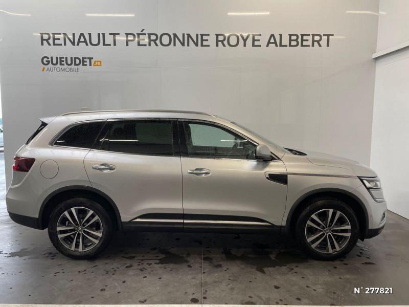 Renault Koleos 1.6 dCi 130ch energy Intens Argent occasion à Péronne - photo n°7