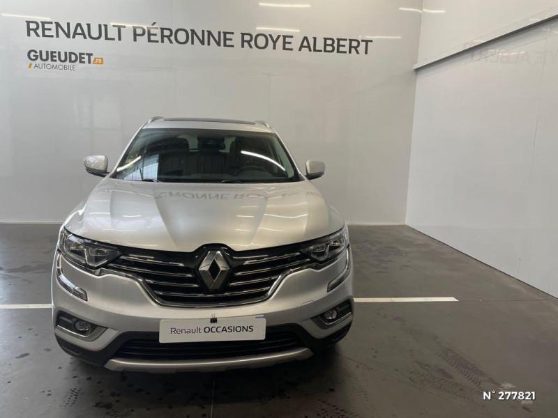 Renault Koleos 1.6 dCi 130ch energy Intens Argent occasion à Péronne - photo n°2