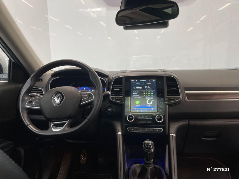 Renault Koleos 1.6 dCi 130ch energy Intens Argent occasion à Péronne - photo n°10