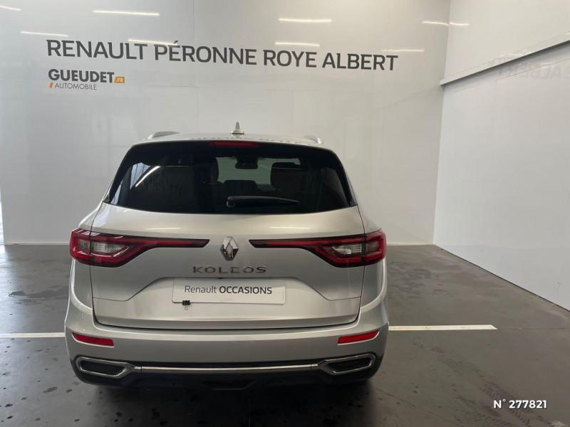 Renault Koleos 1.6 dCi 130ch energy Intens Argent occasion à Péronne - photo n°3