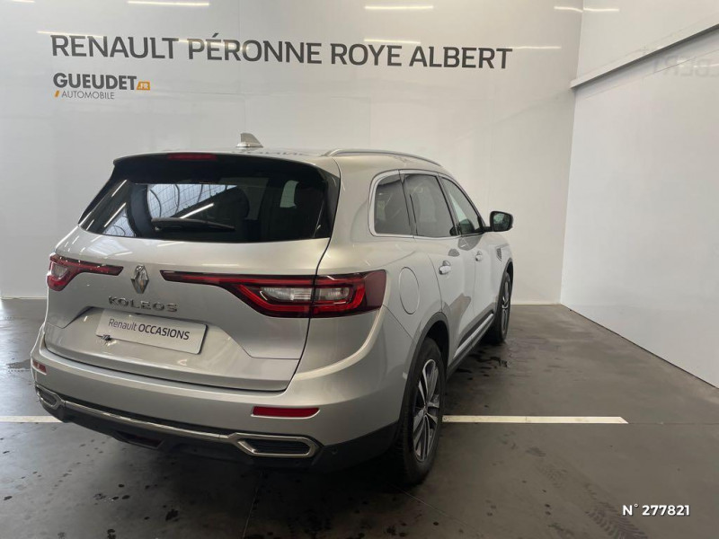 Renault Koleos 1.6 dCi 130ch energy Intens Argent occasion à Péronne - photo n°6
