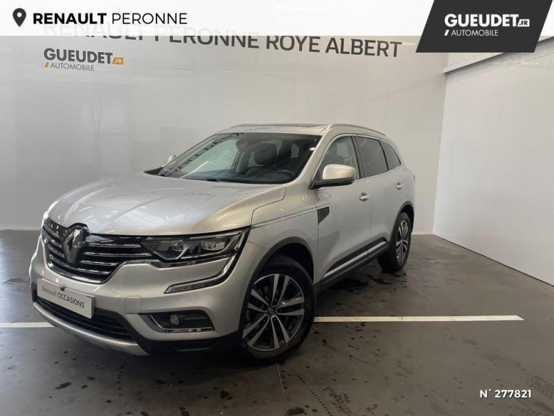Renault Koleos 1.6 dCi 130ch energy Intens Argent occasion à Péronne
