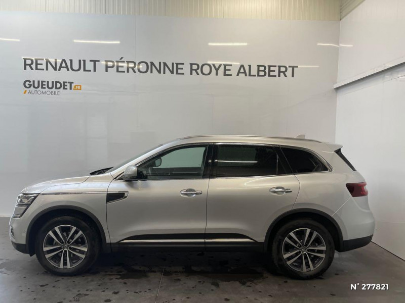 Renault Koleos 1.6 dCi 130ch energy Intens Argent occasion à Péronne - photo n°8