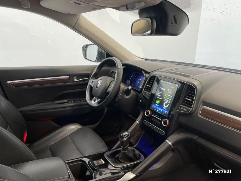Renault Koleos 1.6 dCi 130ch energy Intens Argent occasion à Péronne - photo n°4