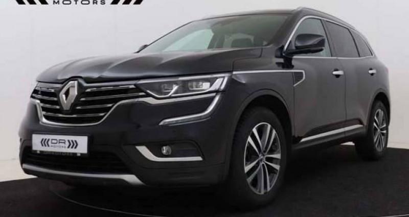 Renault Koleos 1.6 dCi Intens - LEDER - PANODAK - CAMERA Noir occasion à Brugge