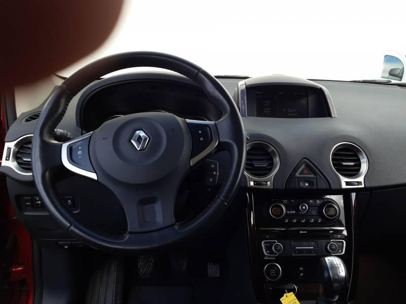 Renault Koleos 2.0 dCi 150 Intens Rouge occasion à Langon - photo n°8