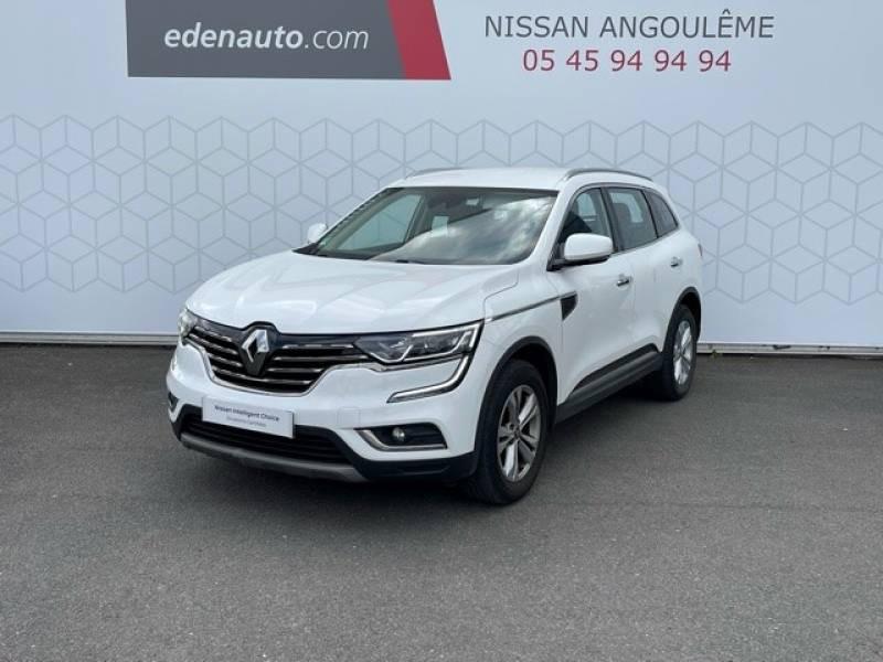 Renault Koleos dCi 130 4x2 Energy Zen Blanc occasion à Champniers