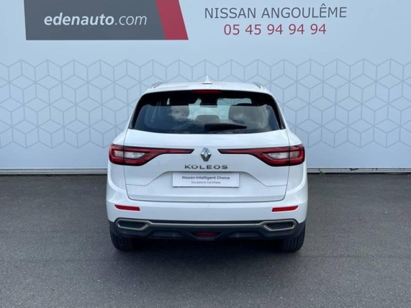 Renault Koleos dCi 130 4x2 Energy Zen Blanc occasion à Champniers - photo n°12