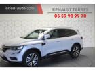 Renault Koleos dCi 175 4x4 X-tronic Energy Initiale Paris Blanc à TARBES 65