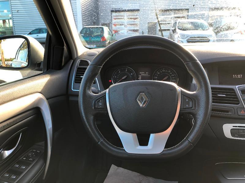 Renault Laguna 1.5 dCi 110ch Zen eco² Beige occasion à Gien - photo n°8