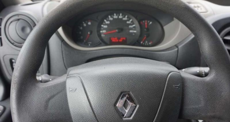 Renault Master 2.3 DSL-35FOU MWB-TREKHAAK-3ZITPL-6VIT-10400+BTW Rouge occasion à Hulste-Harelbeke - photo n°7