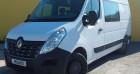 Renault Master CABINE APPROFONDIE CA L2H2 3.5t 2.3 dCi 110 GRAND CONFORT Blanc à Fontenay-le-vicomte 91