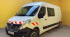 Renault Master CABINE APPROFONDIE CA L3H2 3.5t 2.3 DCI 145 GRAND CONFORT  à Fontenay-le-vicomte 91