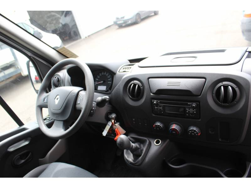 Renault Master CHASSIS CABINE CC L3 3.5t 2.3 dCi 145 ENERGY E6 GRAND CONFOR Blanc occasion à DAX - photo n°14