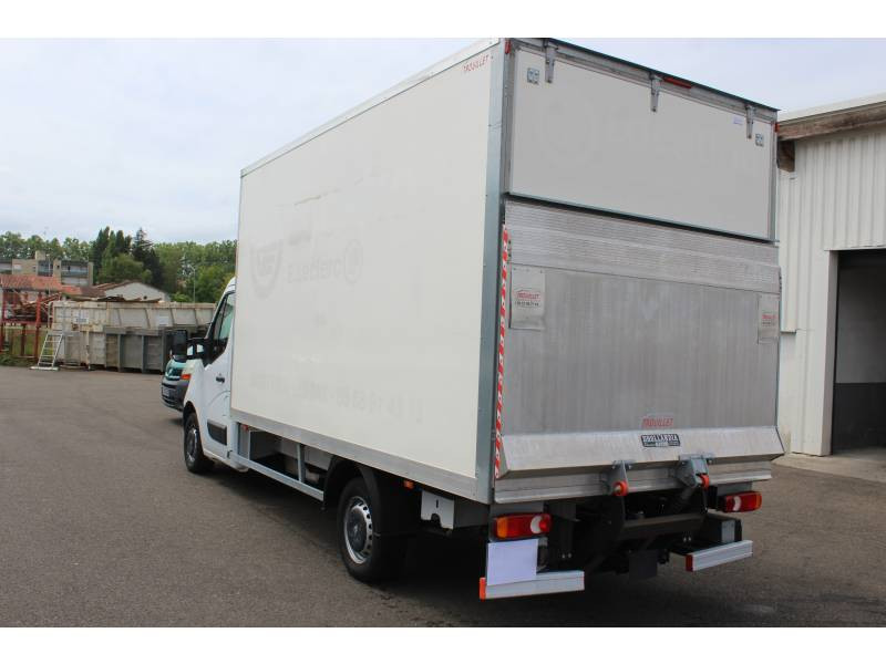 Renault Master CHASSIS CABINE CC L3 3.5t 2.3 dCi 145 ENERGY E6 GRAND CONFOR Blanc occasion à DAX - photo n°9