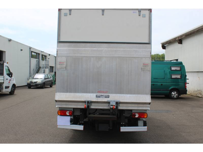Renault Master CHASSIS CABINE CC L3 3.5t 2.3 dCi 145 ENERGY E6 GRAND CONFOR Blanc occasion à DAX - photo n°10