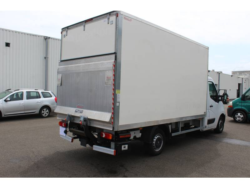 Renault Master CHASSIS CABINE CC L3 3.5t 2.3 dCi 145 ENERGY E6 GRAND CONFOR Blanc occasion à DAX - photo n°11
