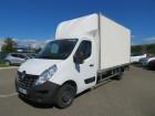 Renault Master CHASSIS CABINE CC L3 3.5t 2.3 dCi Blanc à QUIMPER 29