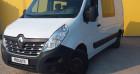 Renault Master CHASSIS DBLE CAB CDC L2 3.5t 2.3 dCi 110 E6 GRAND CONFORT Blanc à Fontenay-le-vicomte 91