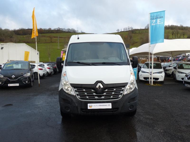 Renault Master F3300 L2H2 2.3 dCi 100ch Grand Confort Blanc occasion à Albi - photo n°2