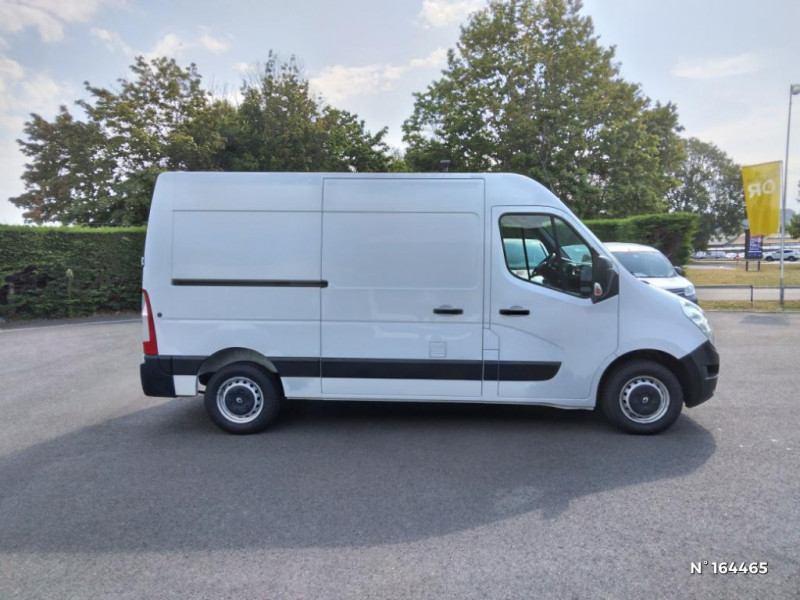 Renault Master F3500 L2H1 2.3 dCi 170ch energy Grand Confort Euro6 Blanc occasion à Deauville - photo n°7