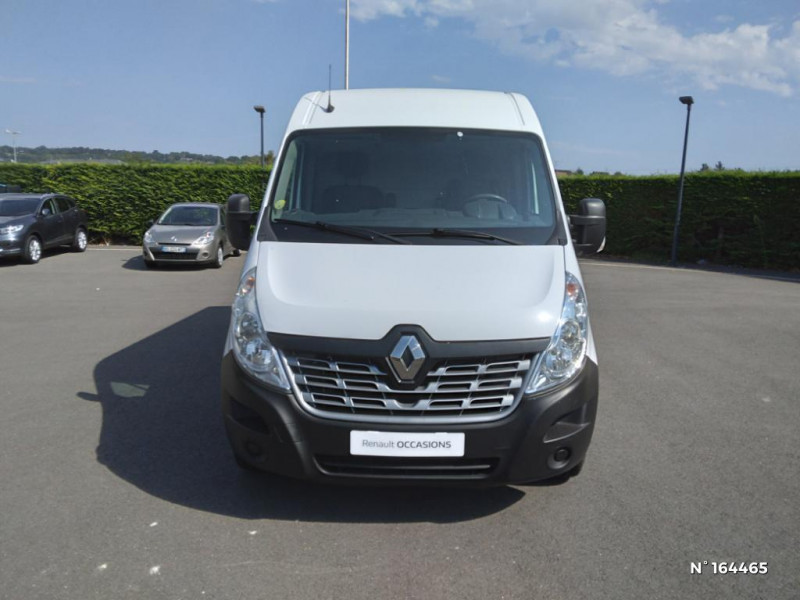 Renault Master F3500 L2H1 2.3 dCi 170ch energy Grand Confort Euro6 Blanc occasion à Deauville - photo n°2